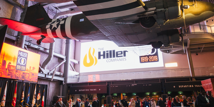 The Hiller Companies celebrates 100 Years of Fire Protection